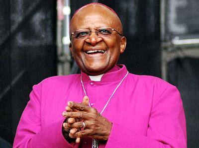 Archbishop Desmond Tutu, former Chair and Honorary Elder