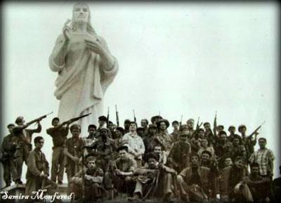 Il Cristo dell'Avana e la Revolucion