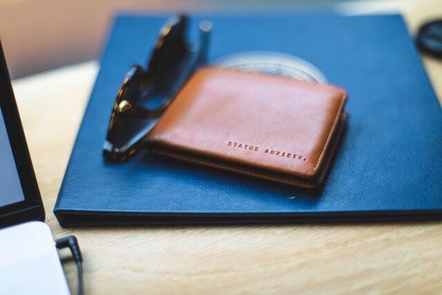 お財布を2つ持ったら楽になった