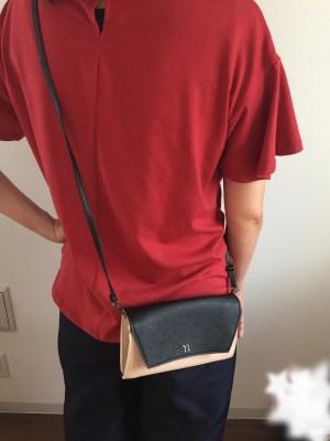 お財布ショルダーバック付録で人気!使いやすい、軽い、便利でお気に入り