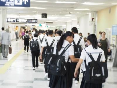 修学旅行の費用。中学校で行く京都奈良USJへ2泊3日でかかったお金