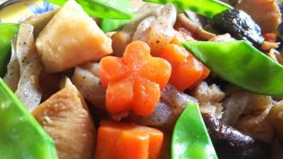 煮物味付け!味がしみない、味が薄いときの簡単な対処方法はコレなんです
