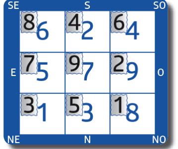 Étoiles volantes mensuelles – Octobre 2020, mois du Chien de Feu – Bing Xu 丙戌 (du 8 octobre au 6 novembre)