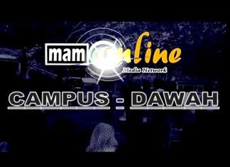 MAM ONLINE CAMPUS DAWAH TOUR