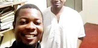 Yuunux Mohammed and Osofo Ahmed Kyei