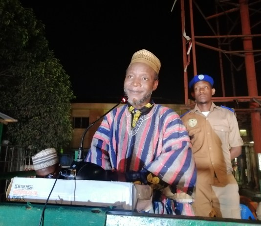 Mallam Annas Mohammed