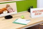Concediul de ingrijirea copilului