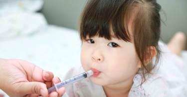 Medicamentele bebelusului