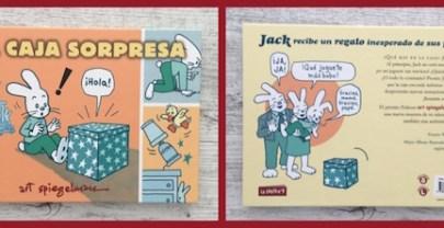 La caja sorpresa, de Boolino Books