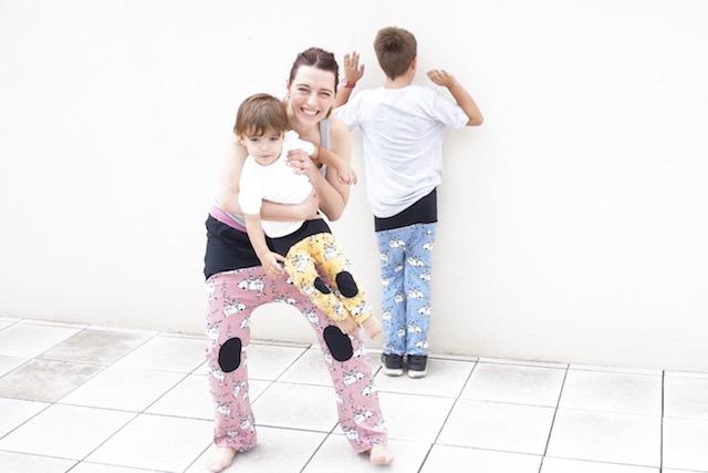 pantalones Burda #pantachulos 03
