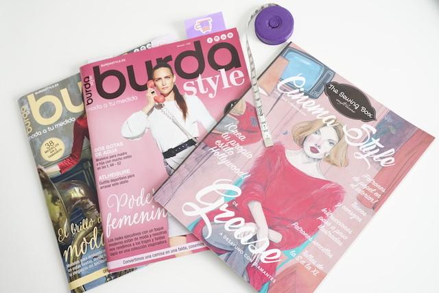 burda the sewing box