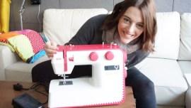 unboxing maquina de coser alfa practik 9 port