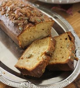Cake citrouille