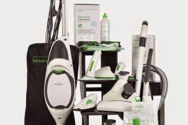 Sistema de limpieza Kobold.