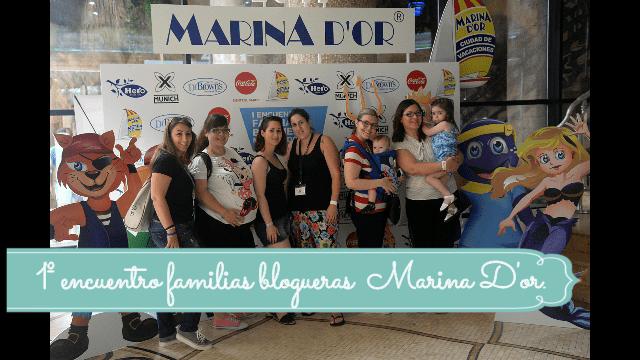 Evento de Familias blogger de  Marina D,or.