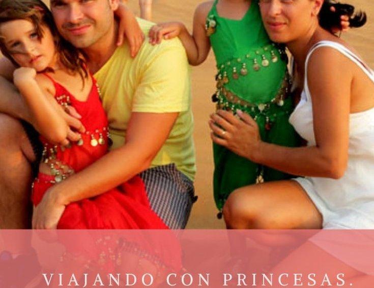 EmprendeMoms, Viajando con princesas.