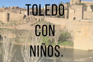 Toledo con niños, es la ciudad perfecta para que los niños, podemos disfrutar y descubrir sus tres culturas, la cristina, Judía y musulmana.