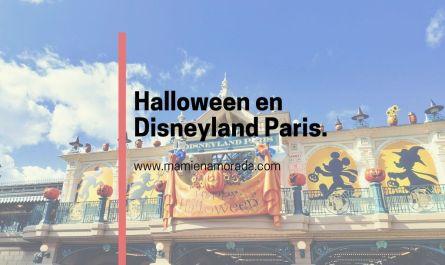 Halloween en Disneyland Paris