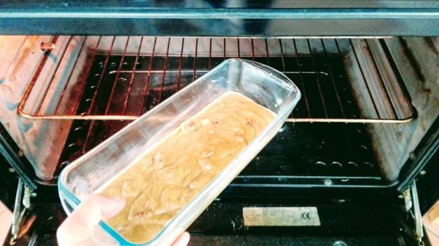 recette de pain d'épices au miel et cannelle