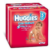 Scutece Huggies LITTLE WALKERS