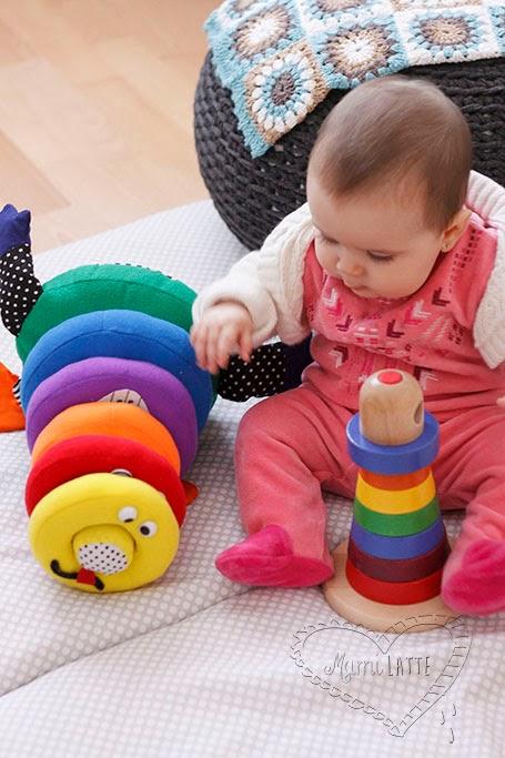 Mamilatte El Juego De Los 6 A 12 Meses Pedagogia Montessori