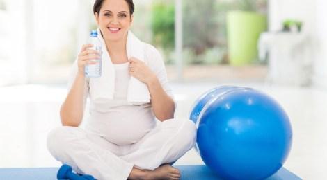 rekreacija u trudnoći