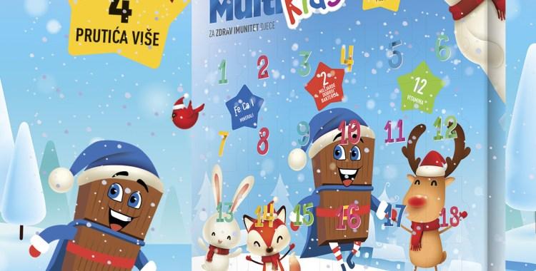 Zimsko pakiranje Biorele® Choco Multi Kids u ljekarnama!