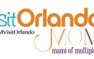 M.O.M. is Visiting Orlando {@VisitOrlando #MOMVisitOrlando}