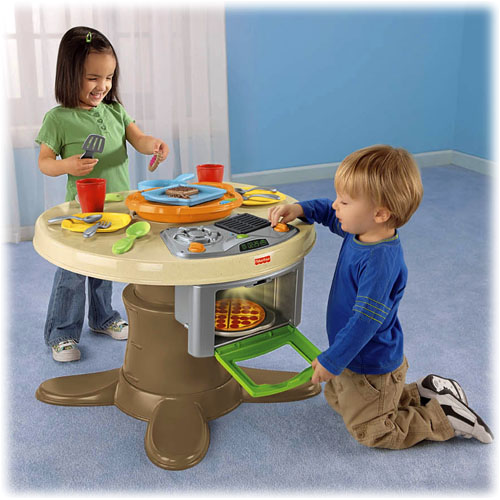 fisher price servin surprises kitchen table mami of multiples rh mamiofmultiples com fisher price servin surprises kitchen table fisher price servin surprises kitchen and table set