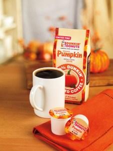 Pumpkin K-Cup Vertical Lifestyle