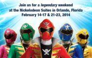 Power Rangers Super Megaforce Weekend at Nickelodeon Suites Resort in Orlando, FL and Giveaway #PowerRangers #NickHotel