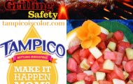 Grilling Safety Tips for Summer and Easy Summer Salad Recipe