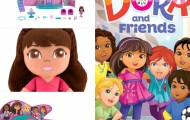 Dora and Friends: Into the City! DVD Debut and Giveaway