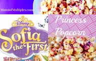 Sofia the First: The Curse of Princess Ivy DVD Giveaway and Princess Popcorn Recipe