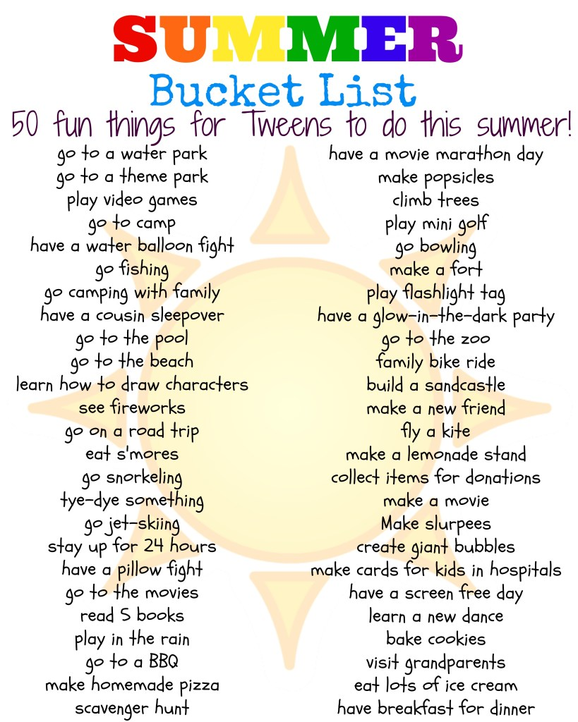 summer_bucket_list_for_tweens