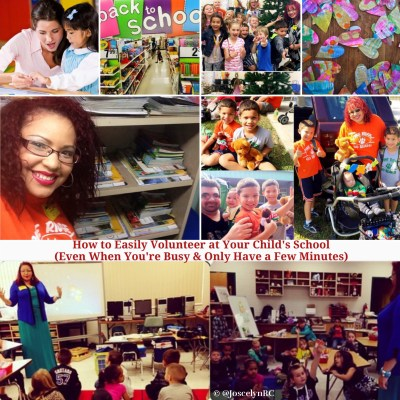 How to Easily Volunteer at Your Child's School (Even with a Busy Schedule)