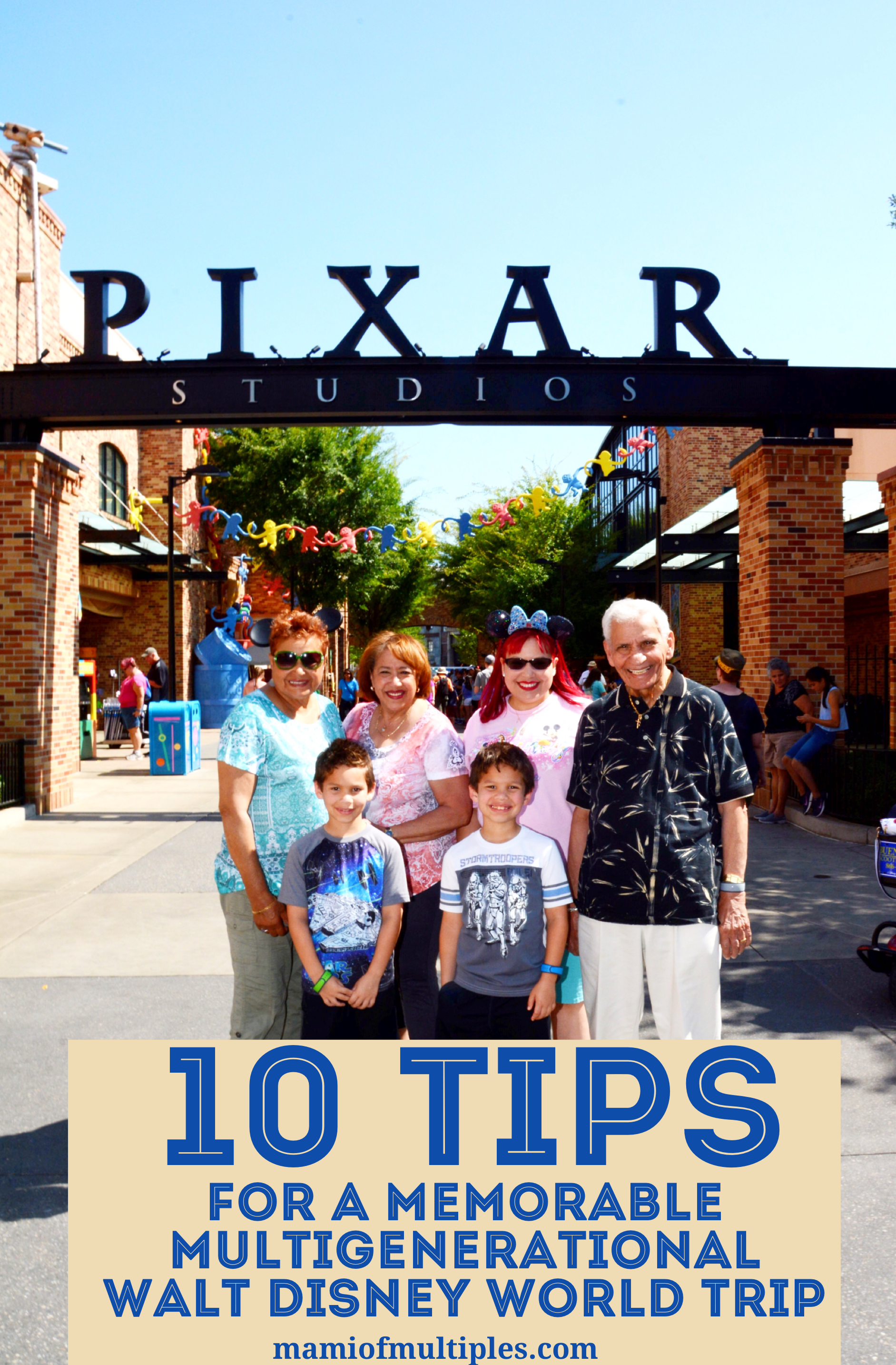 10 tips for a multigenerational walt disney world trip