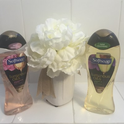Softsoap Luminous Oils Body Washes Review