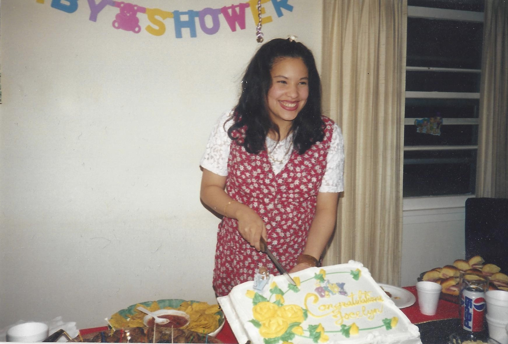 First Baby Shower (1998)