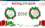 2016 Holiday Gift Guide {Holiday Gift Ideas for Kids, Women, Men and Home}