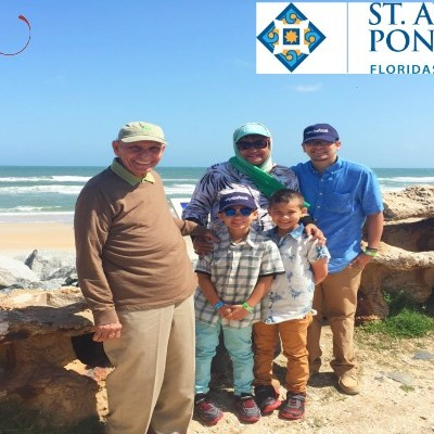 Unique Multigenerational Family Fun at St. Augustine and Florida's Historic Coast