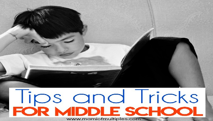 Tips for Middle School Students To Try This School Year