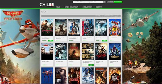 Filme ohne Abonnement