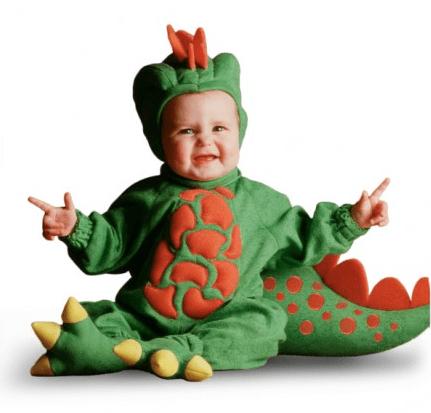 Disfraces infantiles de Tom Arma