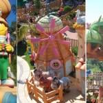 Port-Aventura con niños: Sésamo Aventura