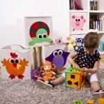 Keedo: almacenaje para las habitaciones infantiles