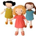 Muñecas para hacer a mano de Wee Wonderfuls