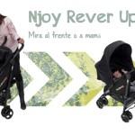 Hoy va de carritos: Njoy Rever Up y Easywalker June