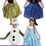 Sorteamos disfraces de Frozen con Funidelia. Sorteo Finalizado