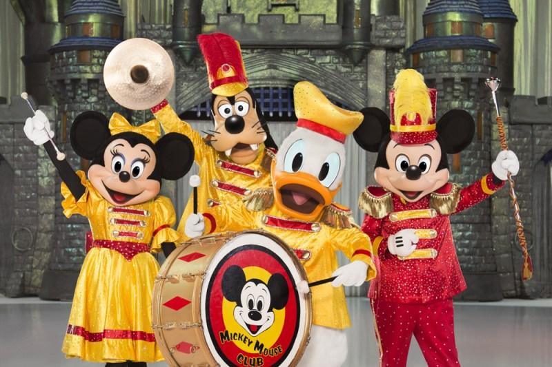 Disney on ice 100 años de magia llega en febrero